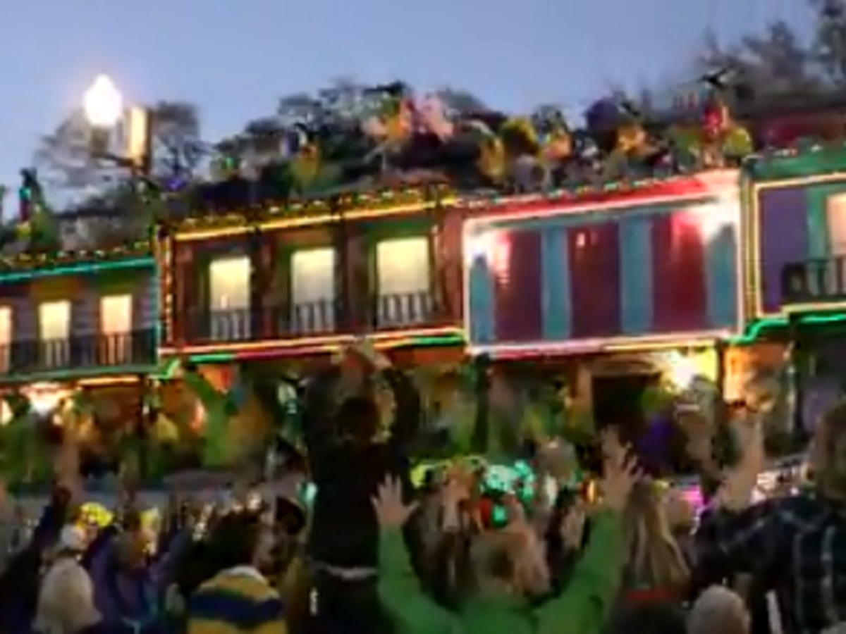 New Orleans lays out plans for Mardi Gras season safety