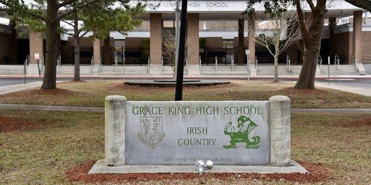 2 Grace King High School students arrested for terrorizing