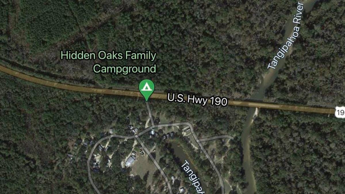 Tangipahoa Parish responders locate juvenile missing from Hammond campground