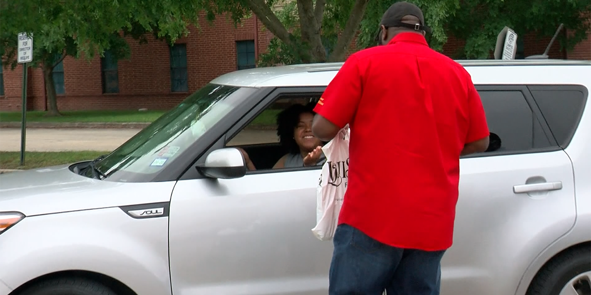 Church delivers care packages to Southern students forced to stay on campus