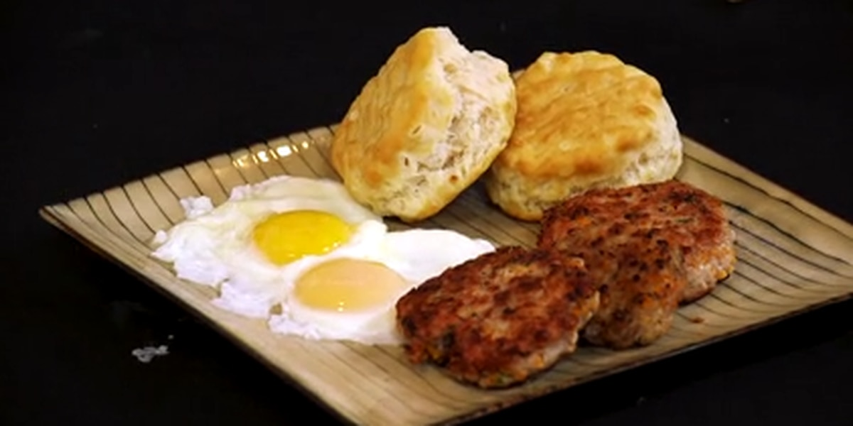 Chef John Folse: Pork & Yam Breakfast Sausage