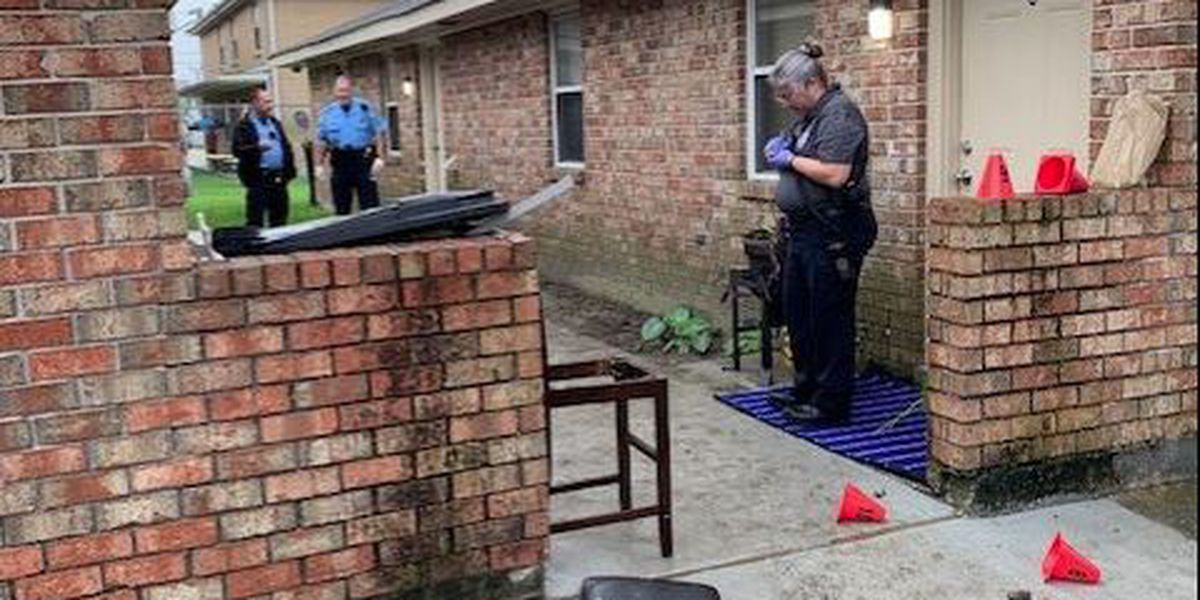 Two men injured, woman detained in Kenner shooting