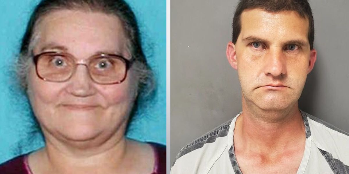 Man confesses to killing mother, dumping her near her Louisiana home