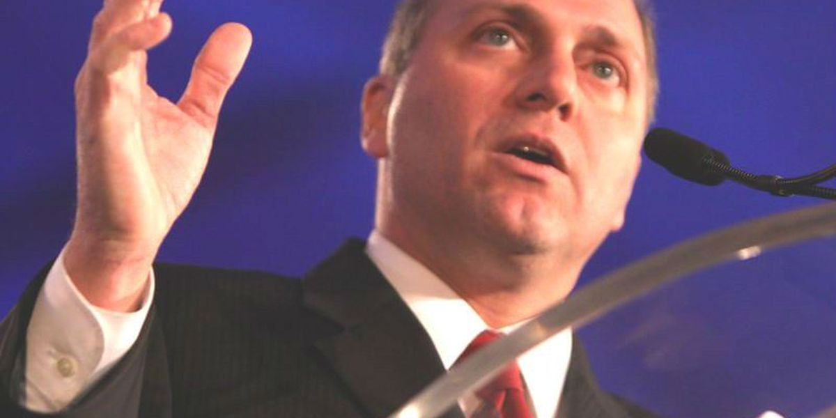 Rep. Scalise in serious condition after surgery to manage infection