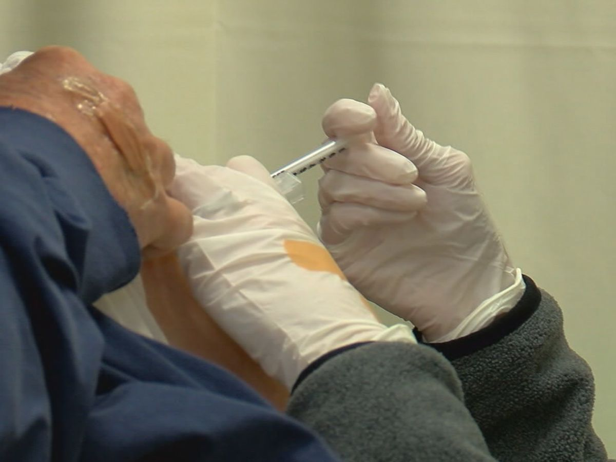 Louisiana will not expand COVID vaccinations to people 65 and older yet
