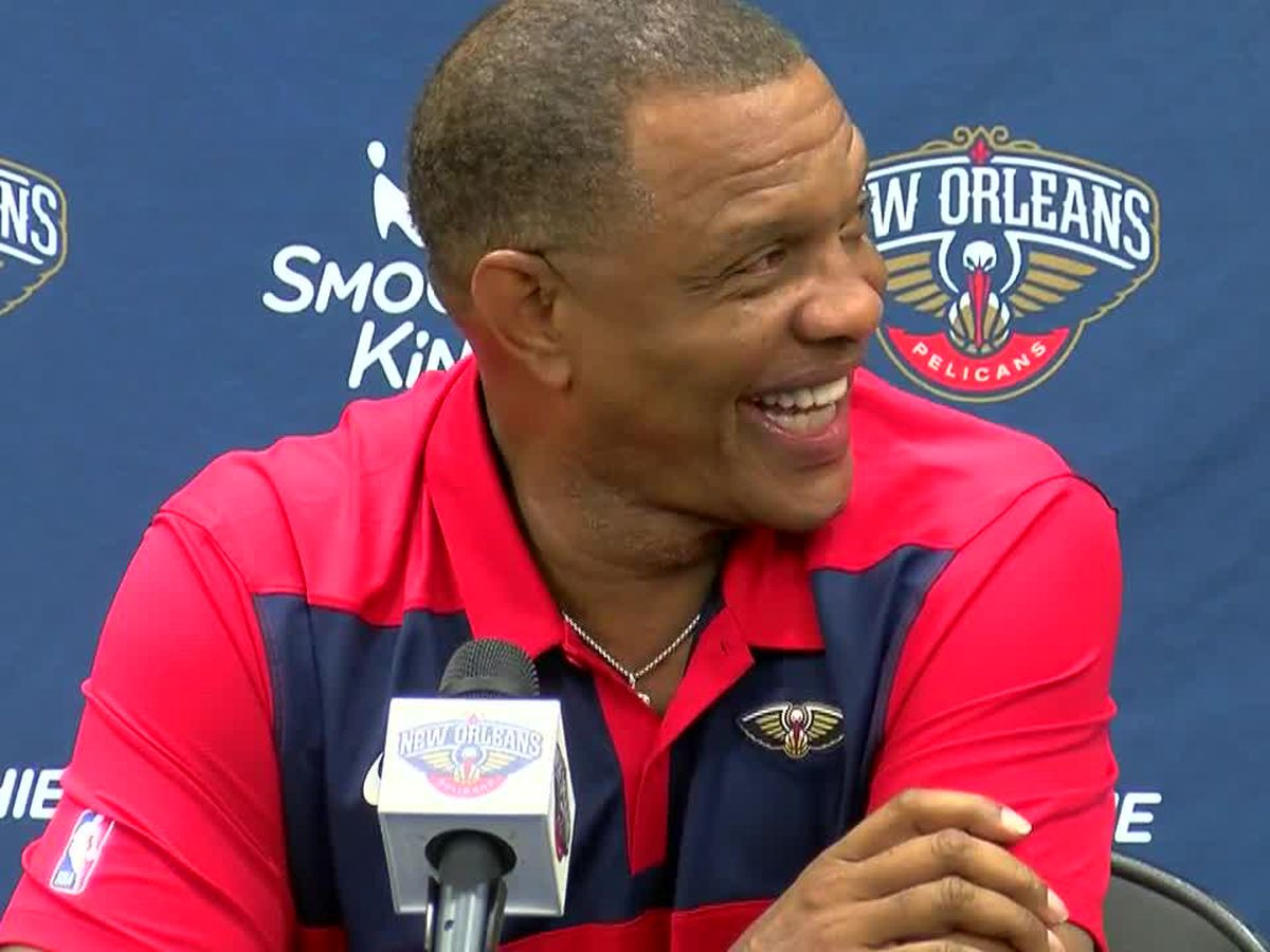 Pelicans prepare for Houston in season opener