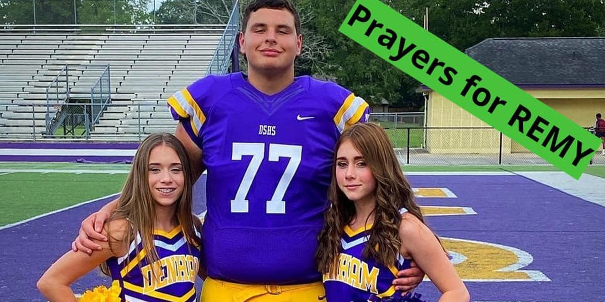 The Blood Center in BR, NOLA areas puts out call for blood for Denham football player who collapsed during practice
