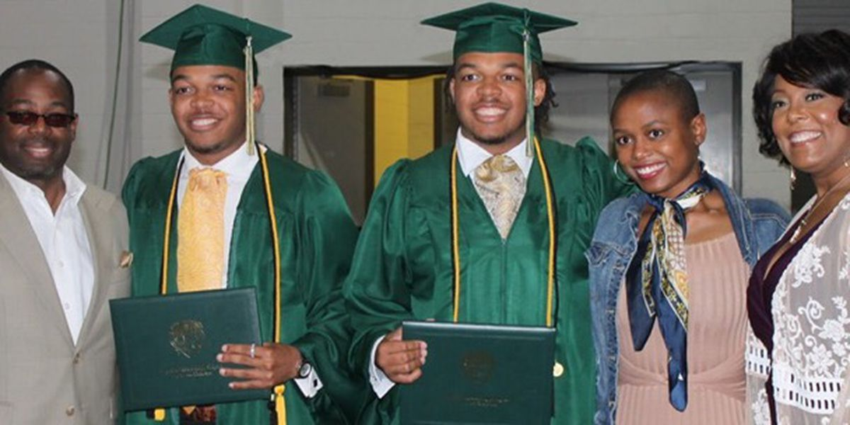 Louisiana twins overcome learning disability, earn over $2.5 million in college scholarships