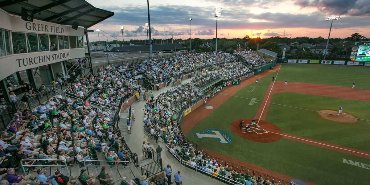 Tulane sweeps Wright State, stays undefeated