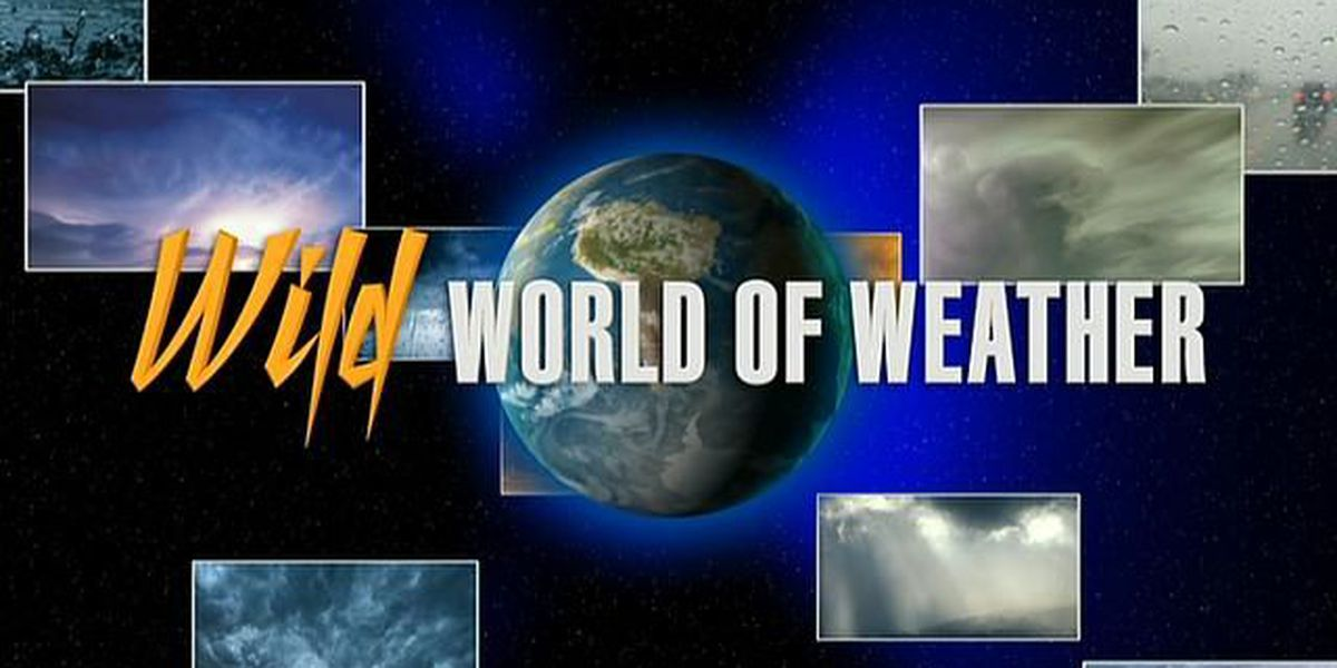 Wild World of Weather: Snow, lava and a 'fireball'