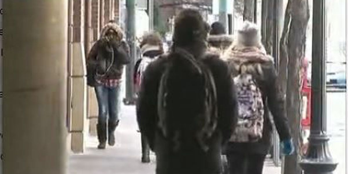 Get ready for another round of freezing temperatures