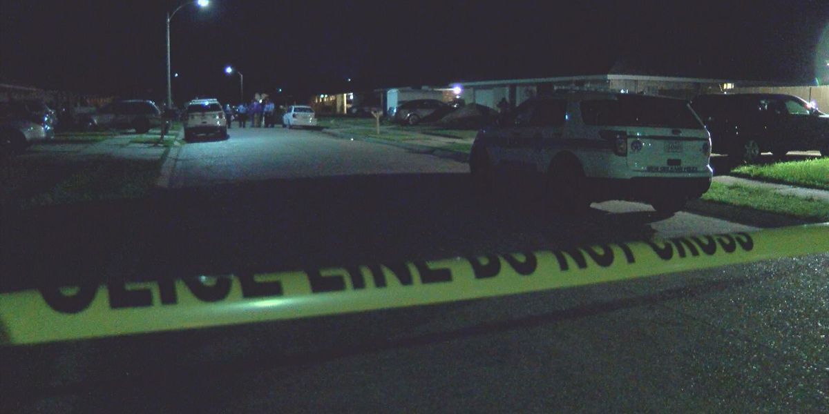 NOPD investigating a shooting in N.O. East
