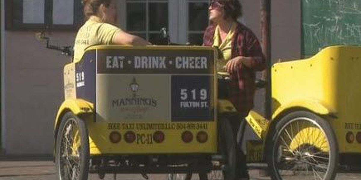 Pedicab drivers on high alert after recent robberies