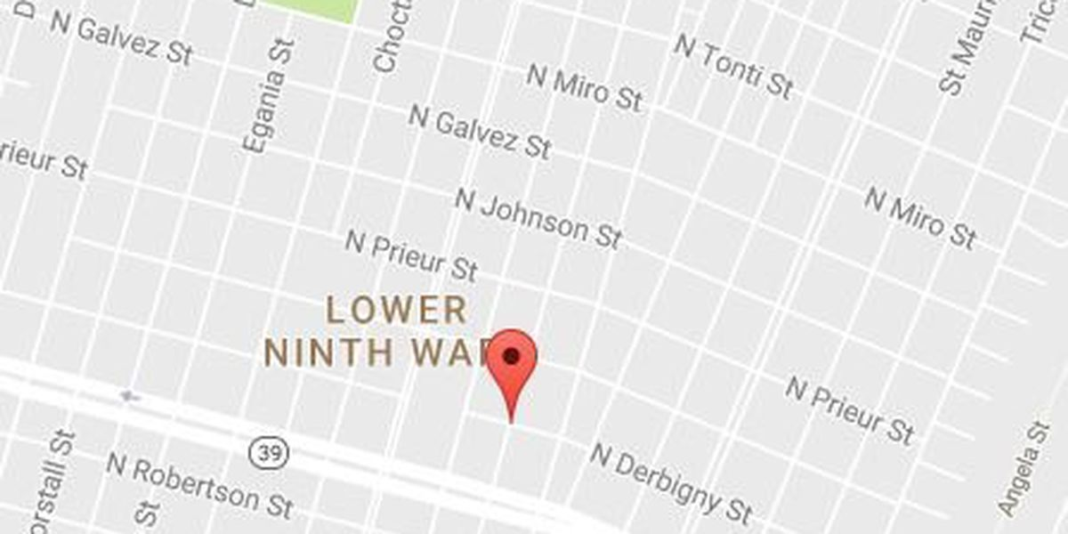 Man abducted, shot to death in Lower Ninth Ward