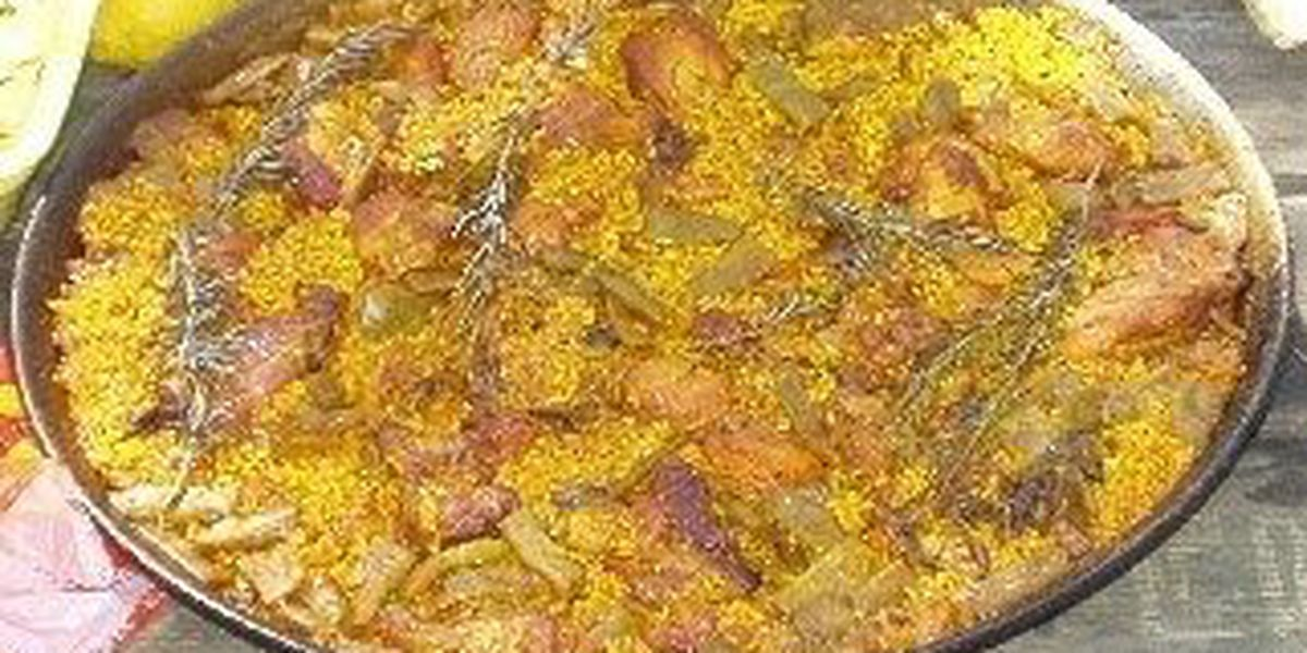 It's National Paella Day!