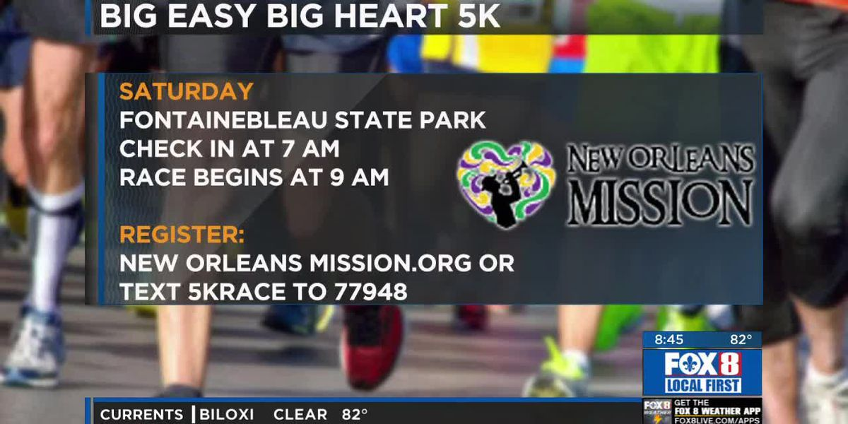 Big Easy Big Heart 5K 2019