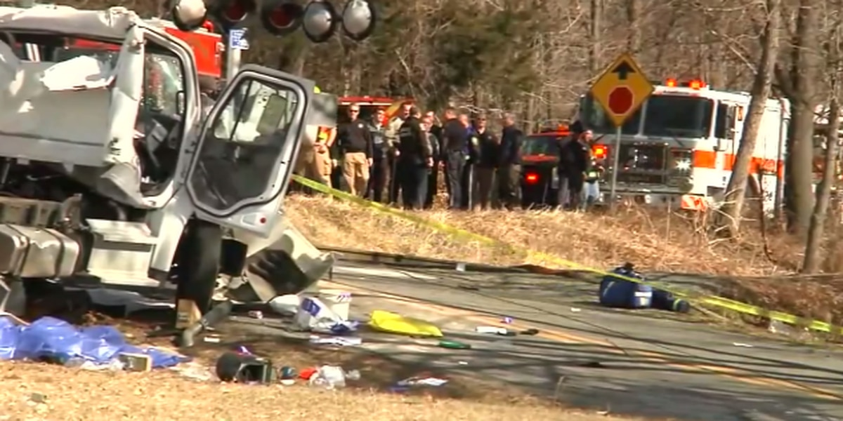 Senator Cassidy, Rep. Graves on train that collided with dump truck