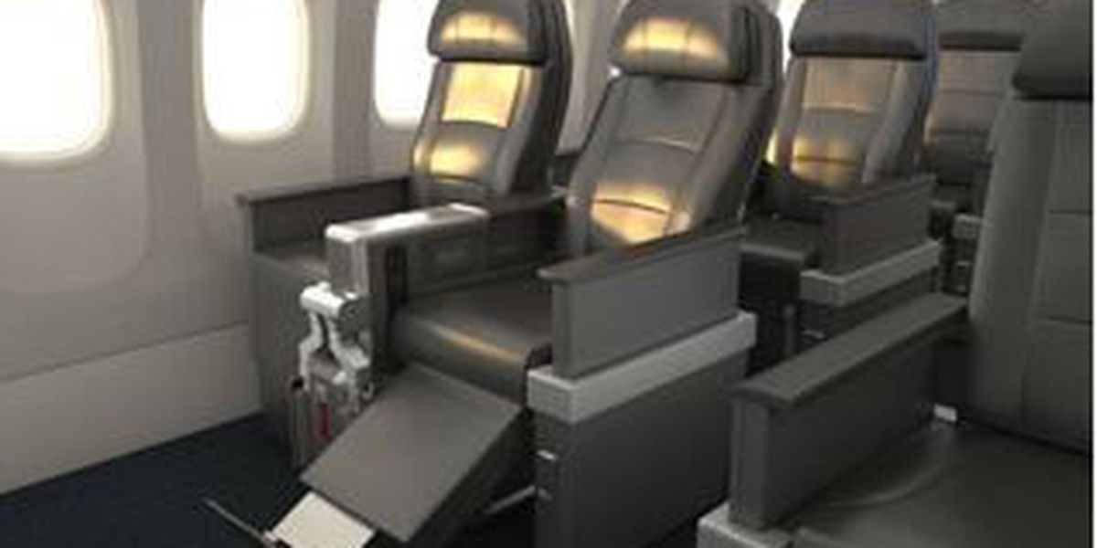 American Airlines upgrades economy class with luxury option