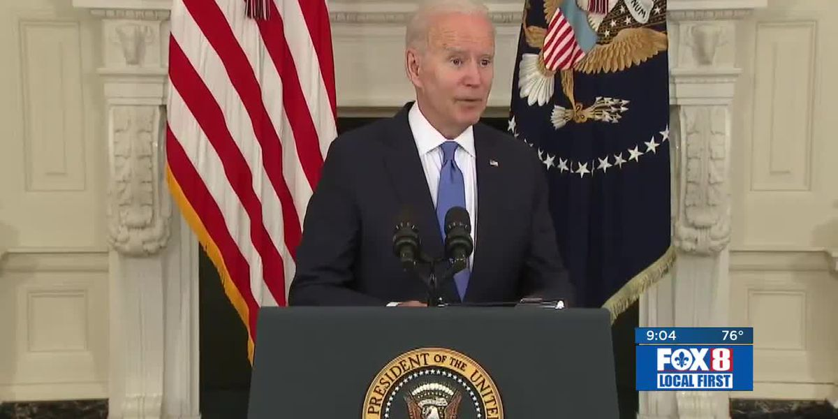 Biden to visit New Orleans on Thursday