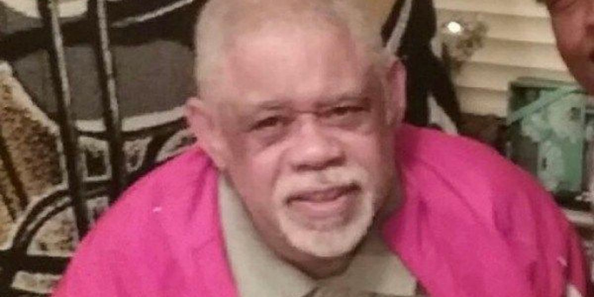 Man reported missing from Harvey