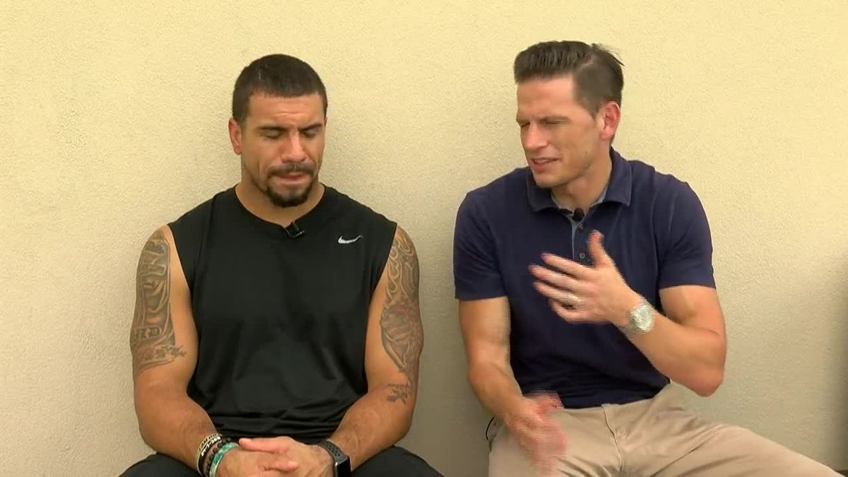 Sean sits down with Kurt Coleman before week three's match-up against the Falcons.