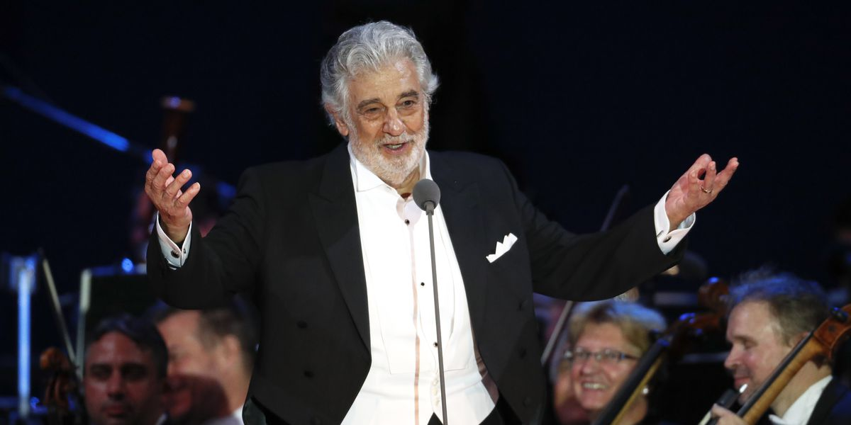 Tenor Plácido Domingo feels 'fine' after coronavirus