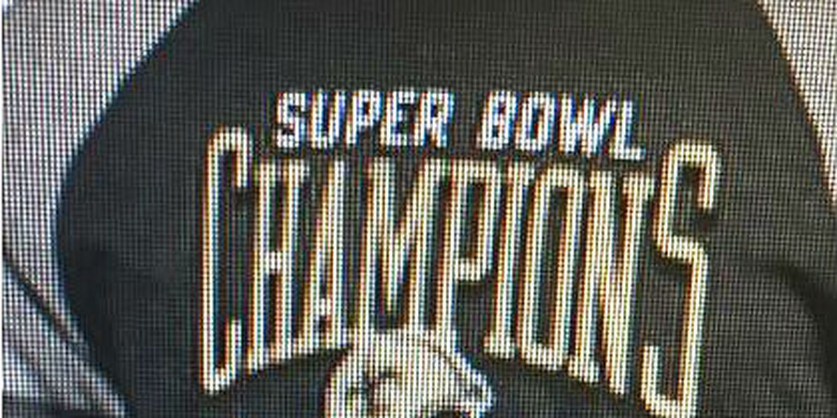 Championship banners go up in Superdome