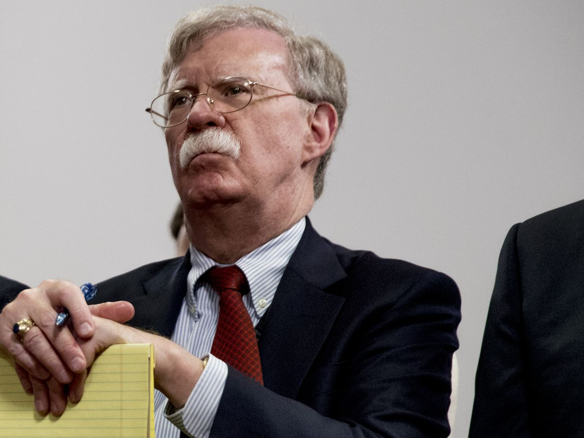 Question of whether to call Bolton, other witnesses roils Trump's impeachment trial