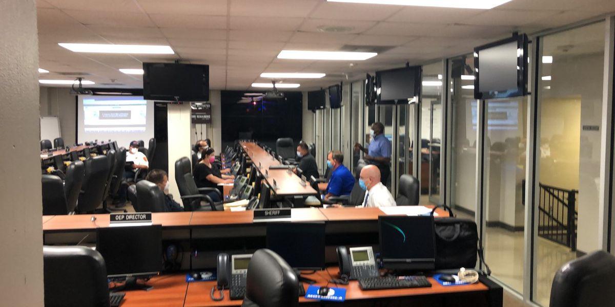 St. Tammany Parish drills for hurricane season during COVID-19 crisis