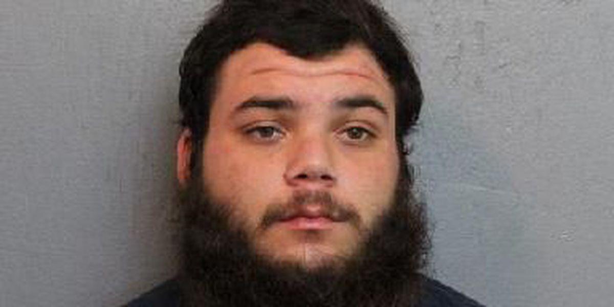 Houma police arrest man for marijuana possession