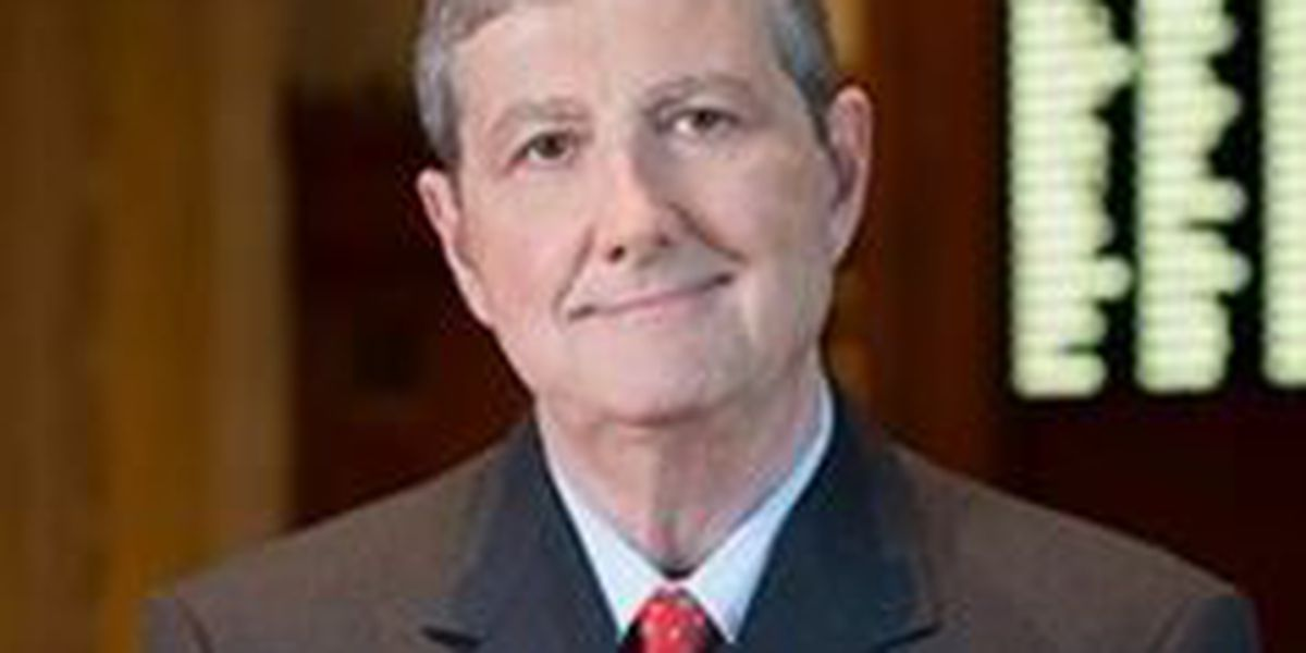 La. Treasurer John Kennedy announces candidacy for U.S. Senate