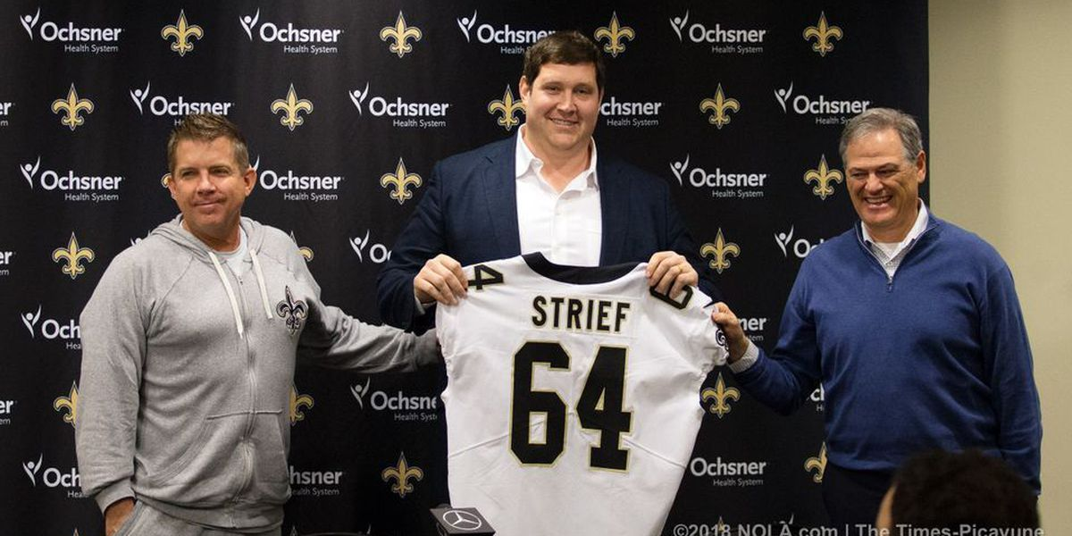All Who-Dats invited to Zach Strief retirement party