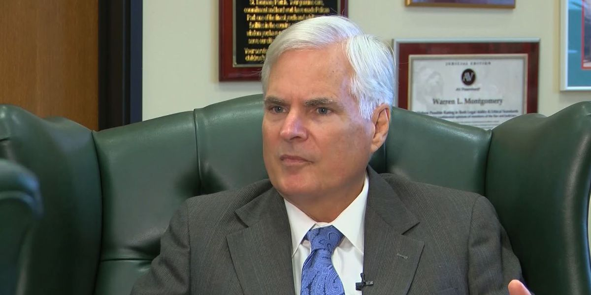 Warren Montgomery re-elected as district attorney of St. Tammany and Washington parishes