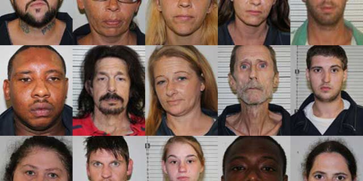 17 arrested, 7 wanted in North Shore drug roundup