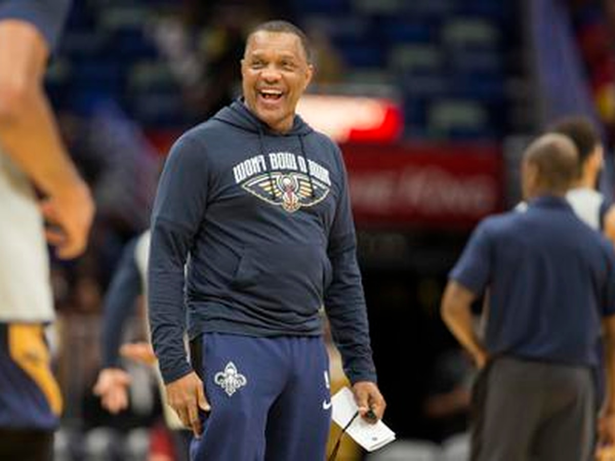 Alvin Gentry disappointed by Pelicans' lost momentum but eager to resume season