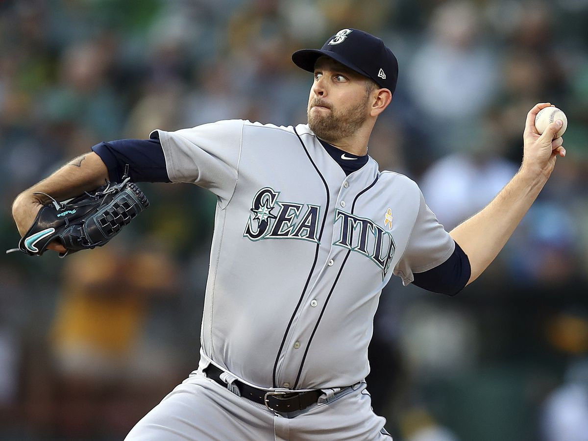 Yankees get Paxton from Mariners for Sheffield, 2 others