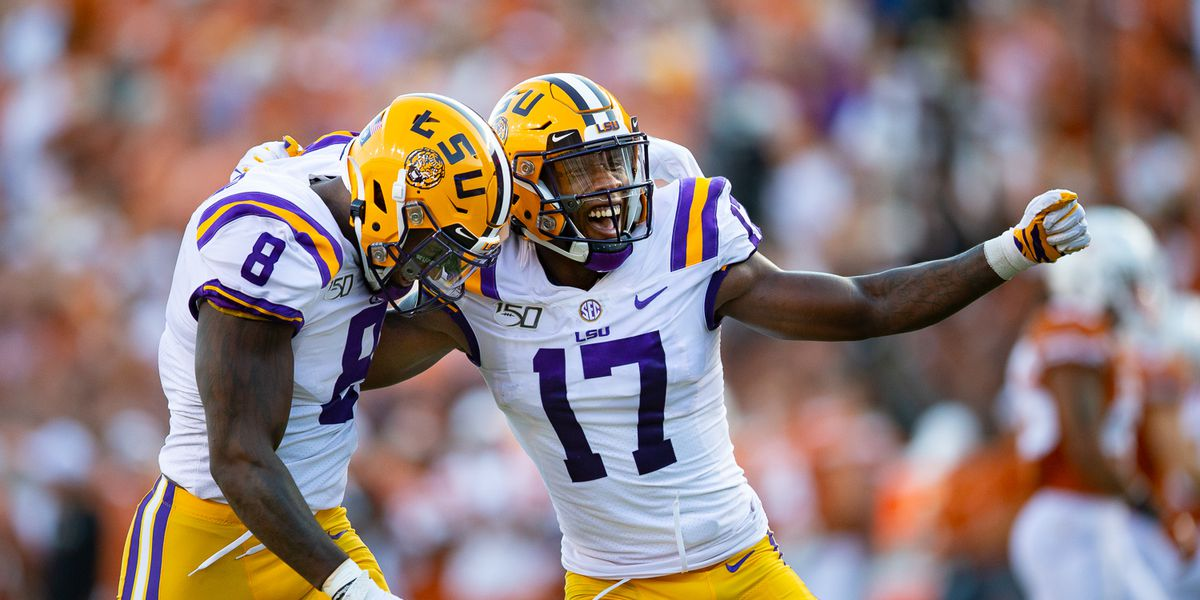 No. 4 LSU named National Team of the Week by FWAA
