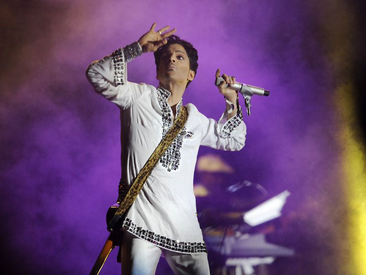 New Orleans antique shop features jewelry worn by Prince himself