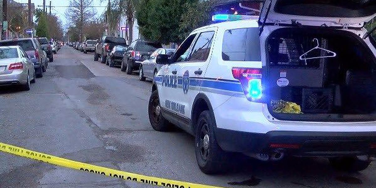 NOPD: Man found in the Marigny, shot multiple times