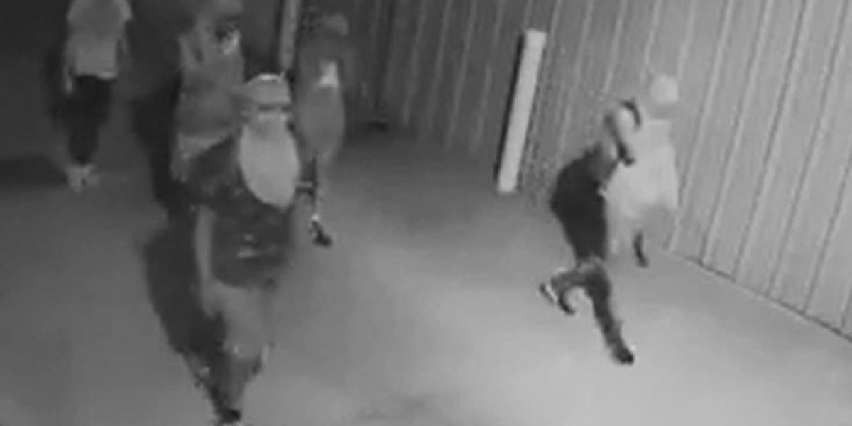 VIDEO: Suspects sought for attempted burglary of Slidell shooting range