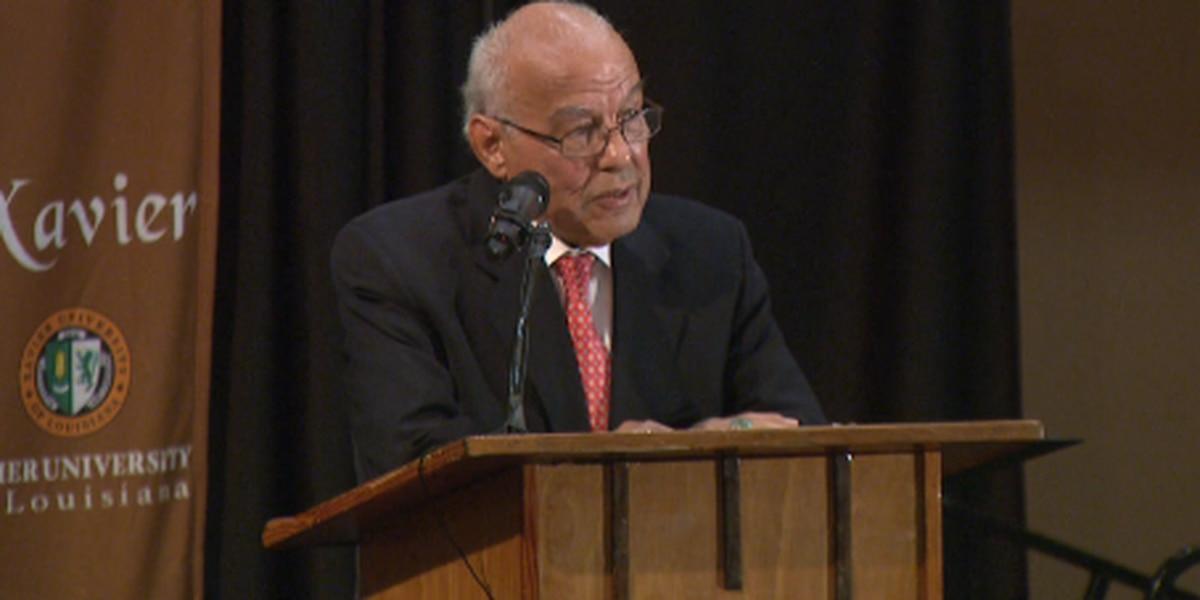City council votes to rename street for Xavier President Emeritus Norman C. Francis