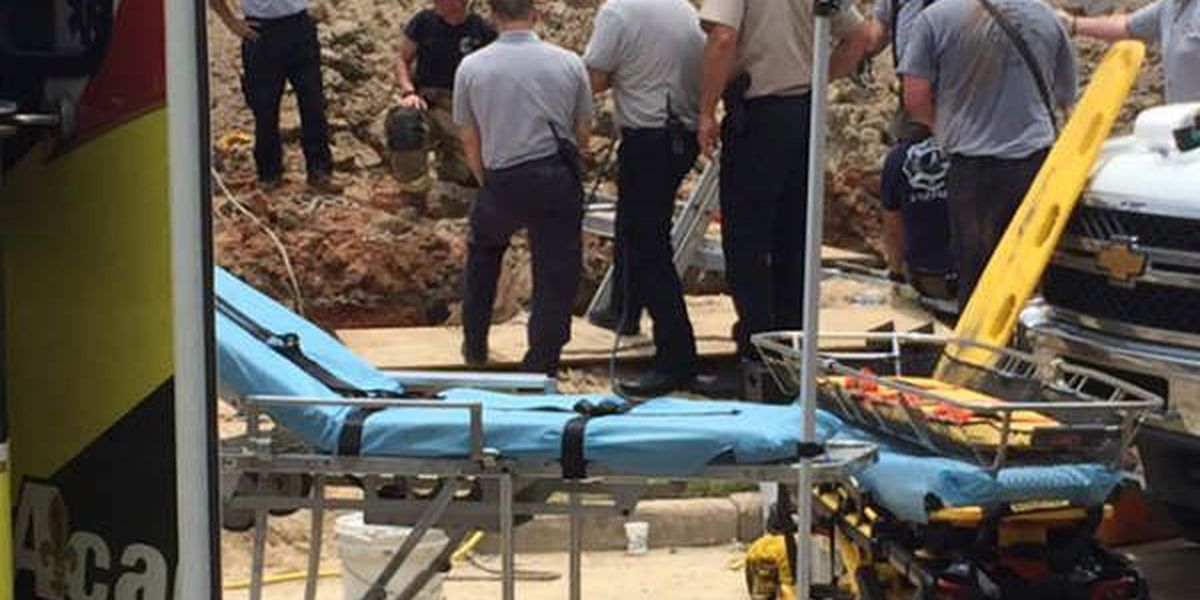 Construction worker killed in Covington trench collapse