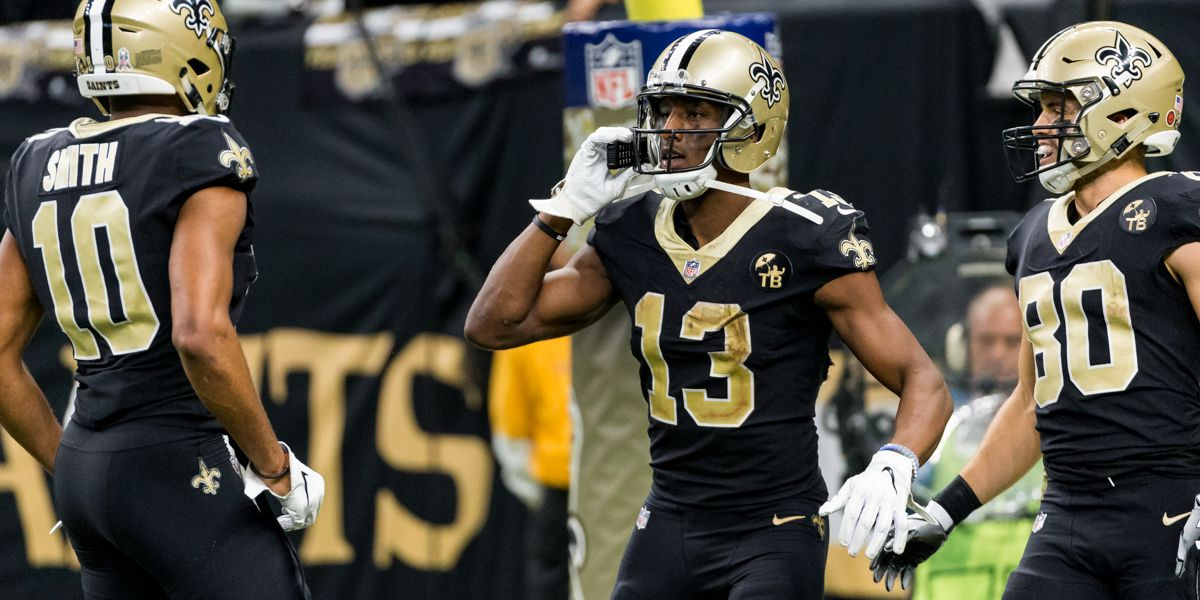 Comparing Michael Thomas' contract to his NFL peers