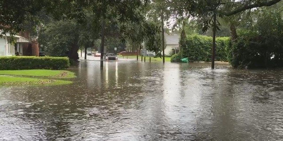 Flooding hits Jefferson and other areas after thunderstorms