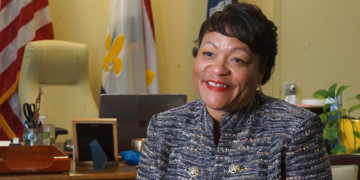 'I'm Excited!': Mayor Cantrell on running for re-election