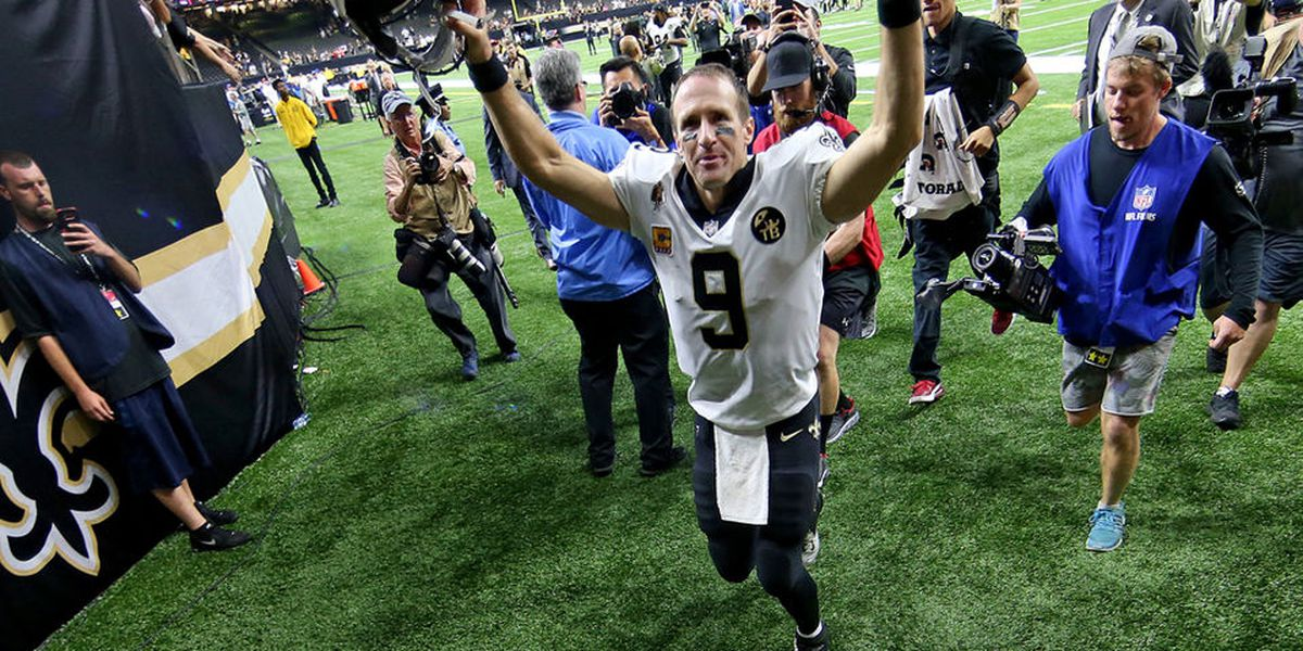 After Further Review: Laissez les bon temps rouler for Drew Brees and the Saints Monday night
