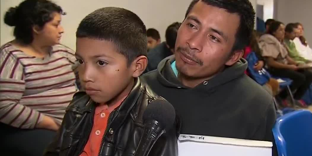 Migrants fleeing Central America wait for unknown next stop in US