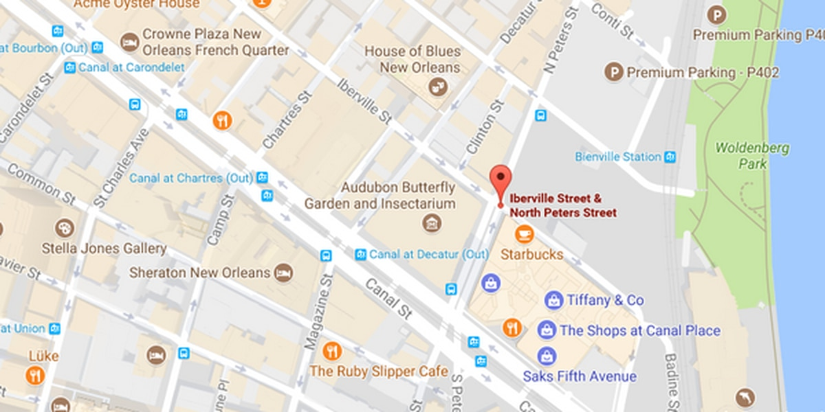 Passerby finds man with multiple stab wounds in French Quarter