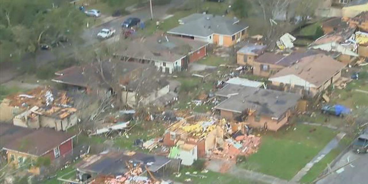 Happening Today: Shelter for tornado victims closing