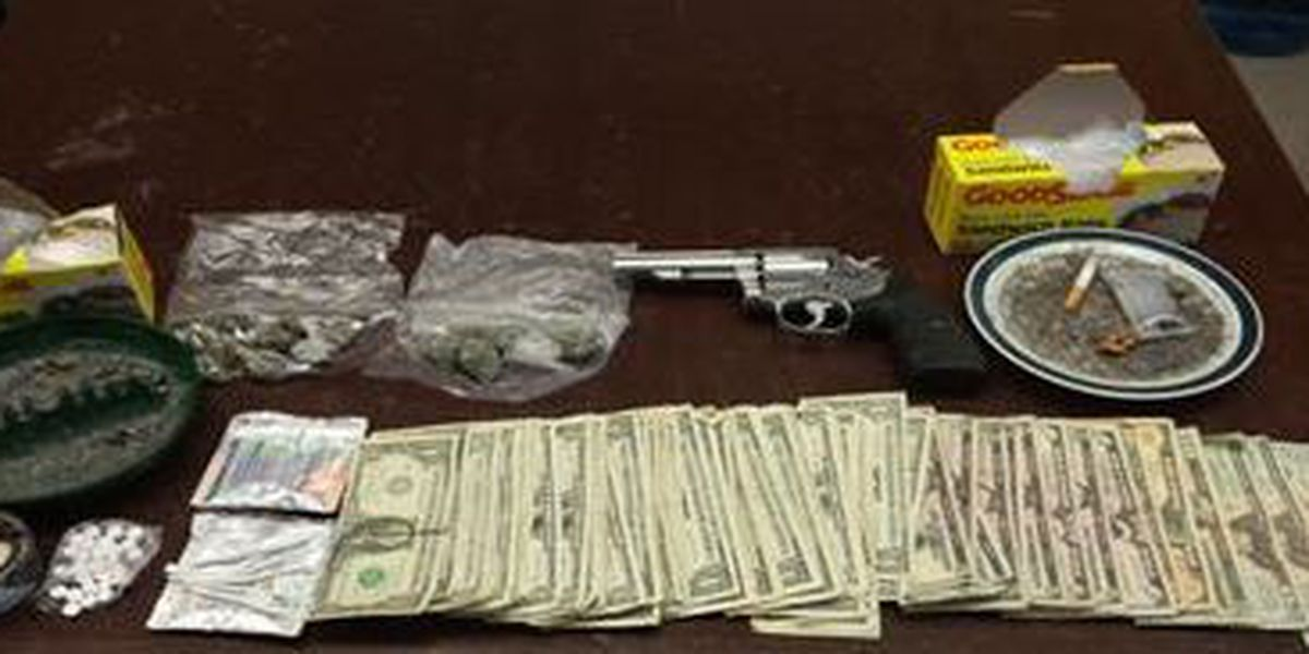 NOPD narcotics raid locates missing juvenile